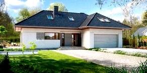 Двусторонние камины в проектах домов и коттеджей