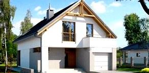 Встроенная бытовая техника в готовых проектах домов