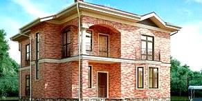 Популярность проектов домов с плоской крышей в 2015 году