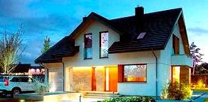 Использование каменной ваты для утепления в проектах домов и коттеджей