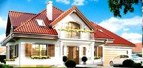 Стилистика мансардных окон в доме с мансардой в Харькове