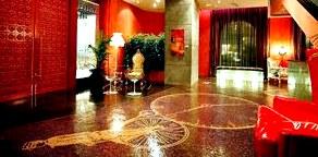Мозаика в дизайне квартир