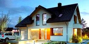 Преимущество заказа проекта жилого дома в зимний период