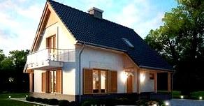 """Технология строительства дома из древесины зимой: """"отложенное строительство"""""""