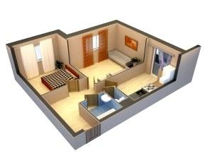 Верная планировка квартиры - Ремонт своими руками; Капитальный ремонт
