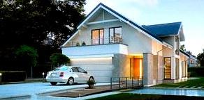 Бесшумное водоснабжение в проектах дачных домов