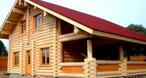 В чем преимущество древесных домов