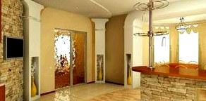 Косметический ремонт дома в зимний период