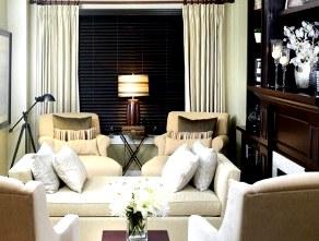 Мебель для маленькой комнаты и её расстановка.