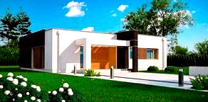 Какой популярный проект дома в Харькове предпочтительнее реализовывать