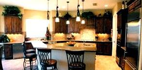 Стилевые решения в дизайне кухни