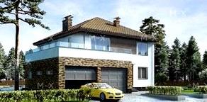 В чем кроется популярность типовых проектов домов