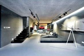 Архитектура сурового стиля техно
