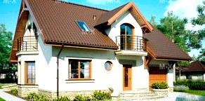 Утепление жилого пространства в доме с мансардой в Украине
