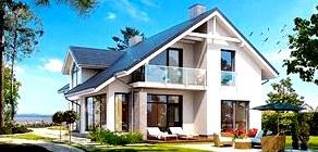 Как красиво построить дом: 3D-визуализация фасада