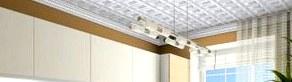 Что такое бесшовные потолки?