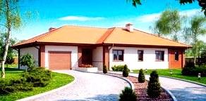 Технология строительства дома на склоне